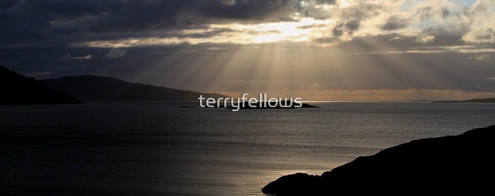 """ Loch a' Siar "" by terryfellows"