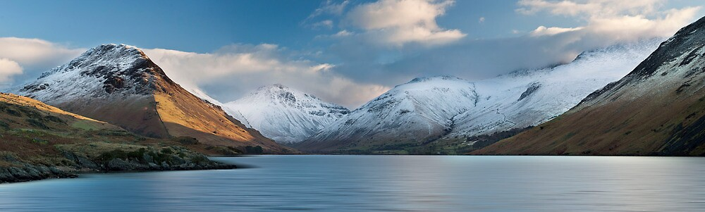 wastwater panorama by paul mcgreevy