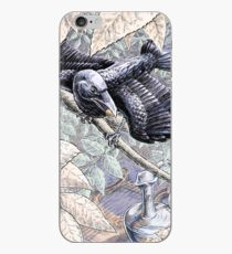 The Crow and the Pitcher iPhone Case