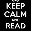 Keep Calm and Read Minds by Wayne Gerard Trotman