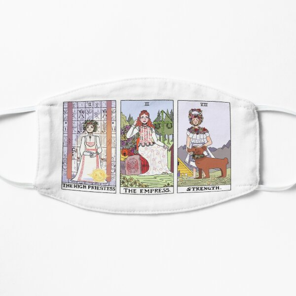 Midsommar Tarot Cards (color version) Mask