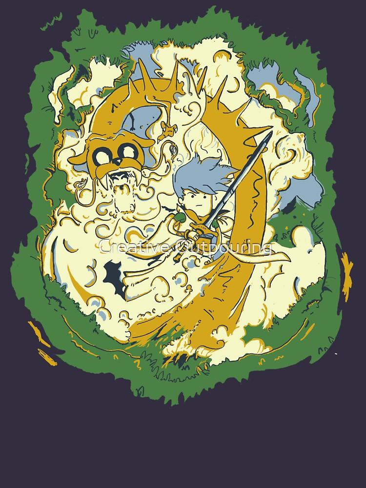 Breath of Adventure III by JKTees