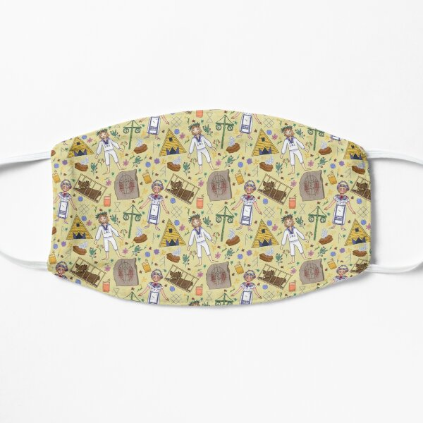Midsommar Pattern #1 Mask