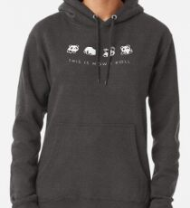 THIS IS HOW I ROLL Pullover Hoodie