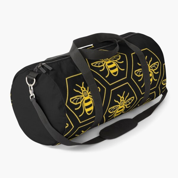 Manchester bee case Duffle Bag