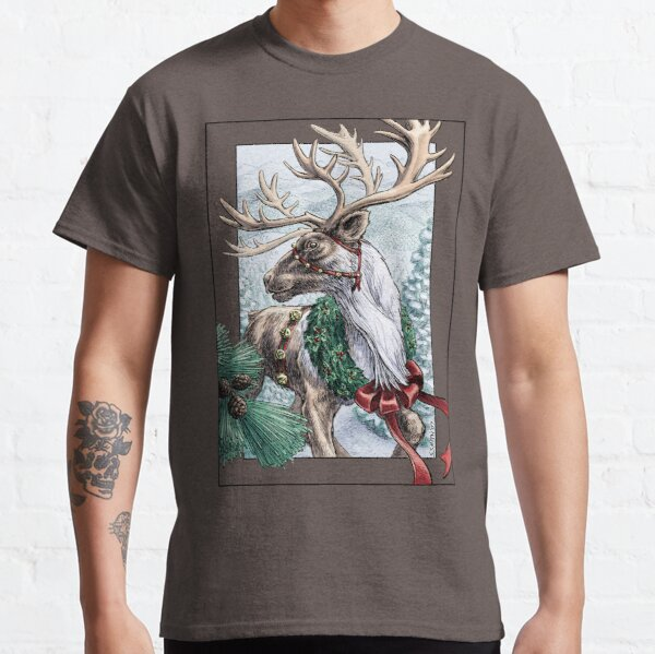 The Holiday Courier Classic T-Shirt