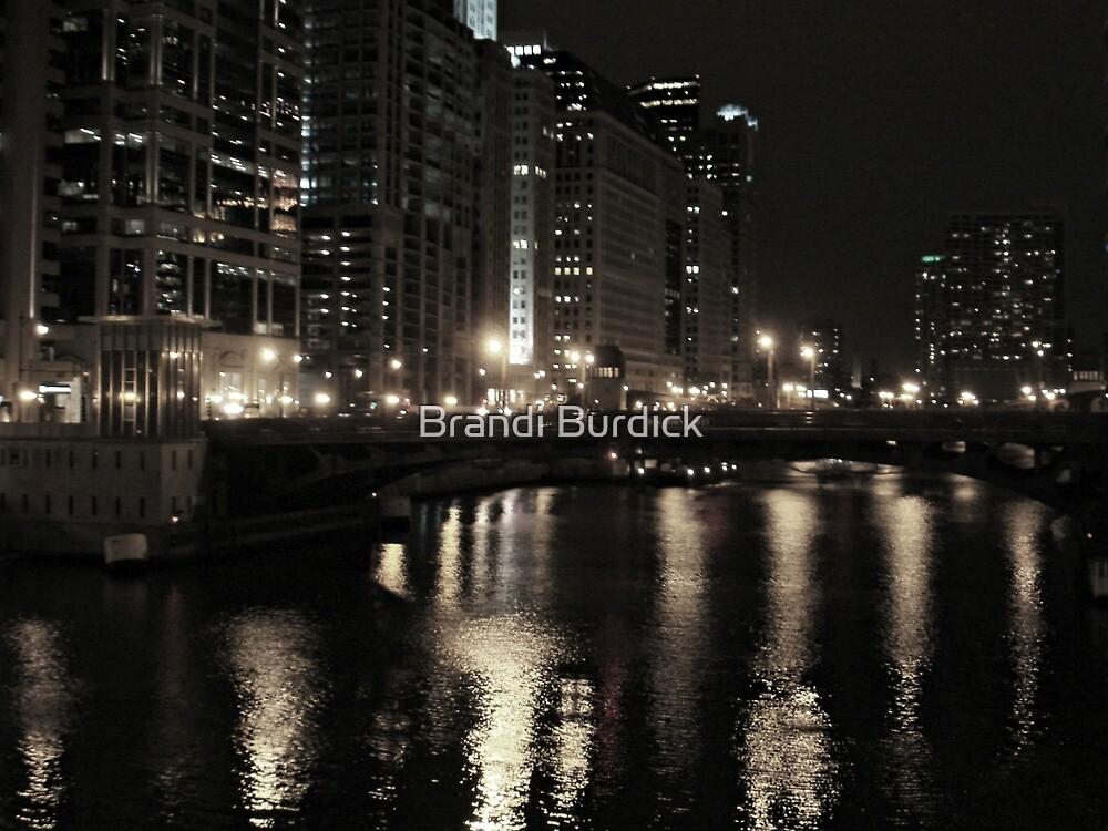 Chicago illuminated~ by Brandi Burdick