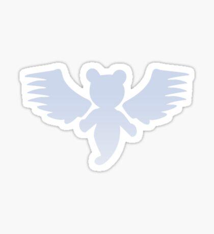 Teddy Angel VRS2 Sticker