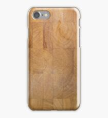 Cutting Board iPhone Case/Skin