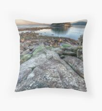 Bennett Bay Point South Throw Pillow