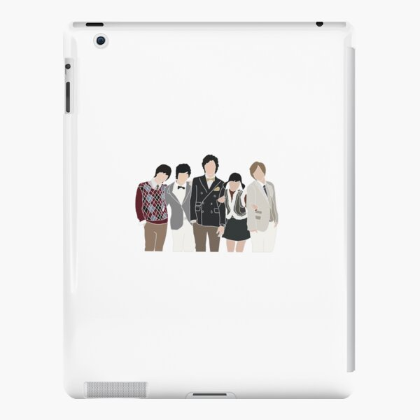 Boys Over Flowers Sticker iPad Snap Case