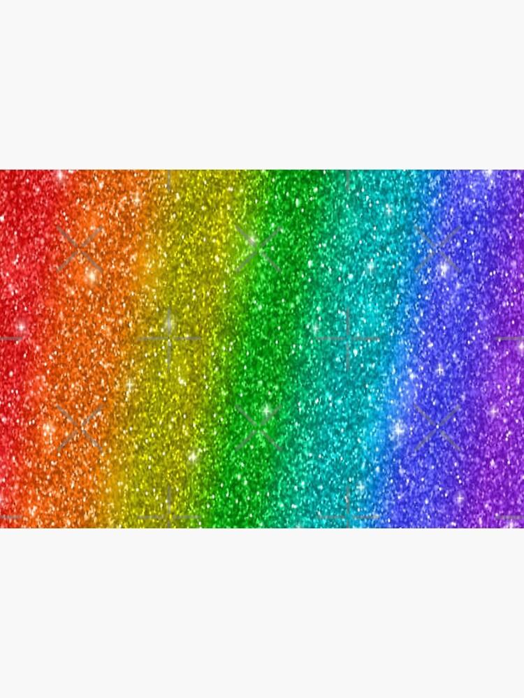 Glitter Rainbow Pride  by HyperCore