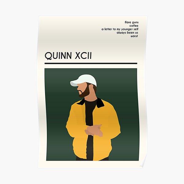 Quinn XCII Wall Art/Poster/Prints Poster