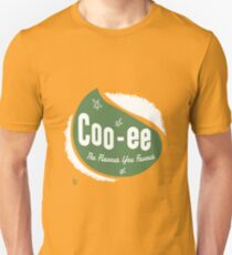 Cooee Cordials logo T-Shirt