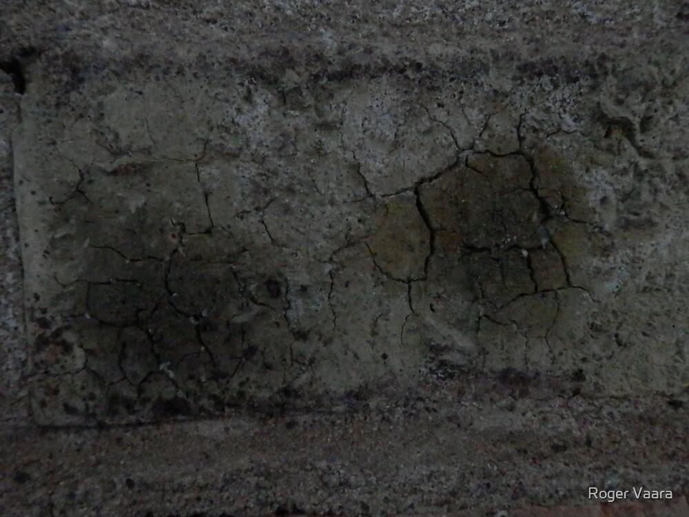 Sort of framed spots by Roger Vaara
