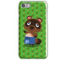 Tom Nook - Animal Crossing iPhone Case/Skin