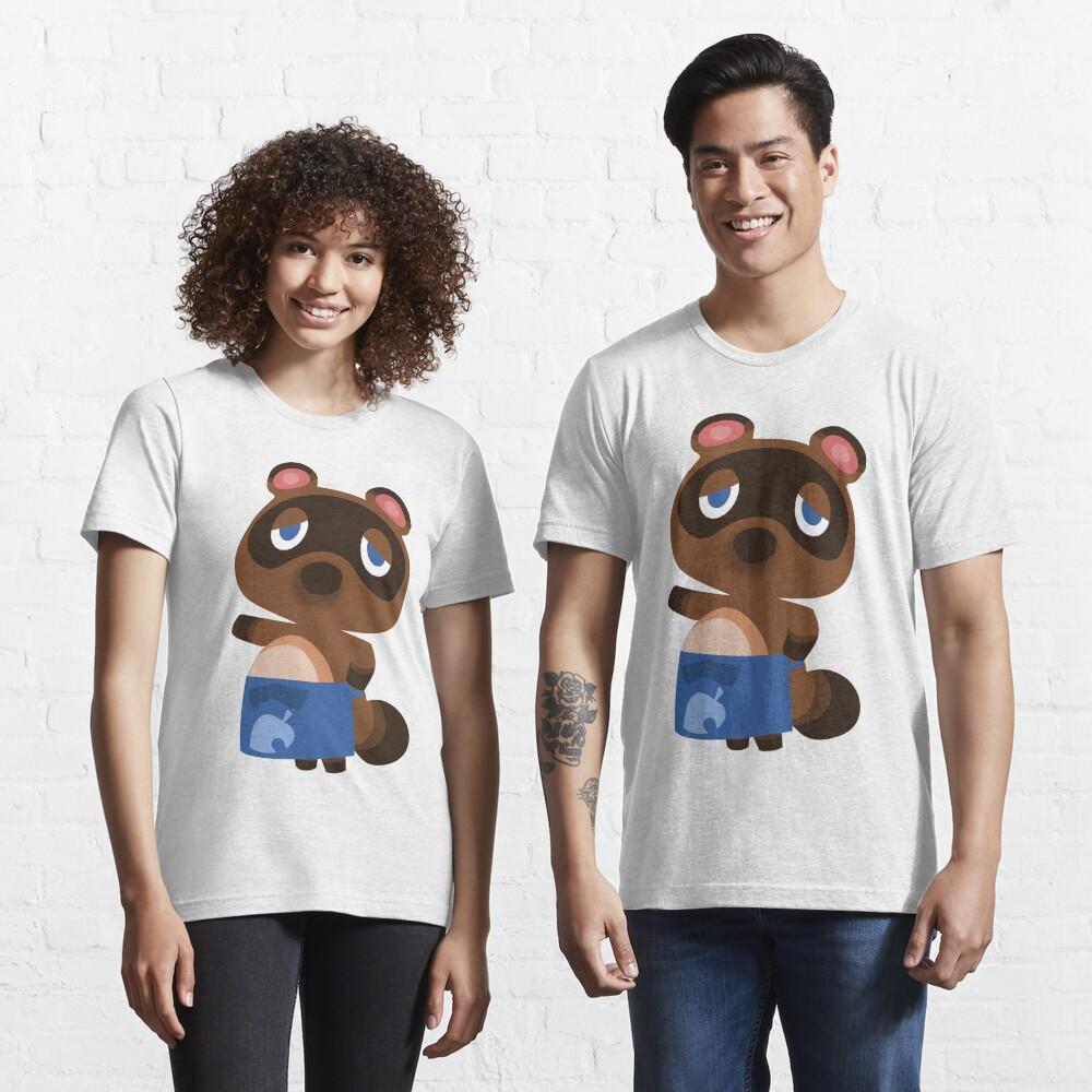 Tom Nook - Animal Crossing Essential T-Shirt