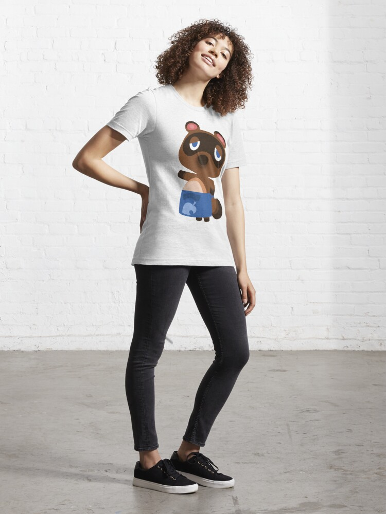 Alternate view of Tom Nook - Animal Crossing Essential T-Shirt