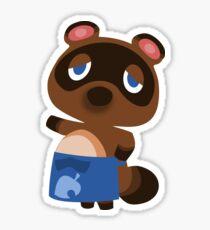 Tom Nook - Animal Crossing Sticker