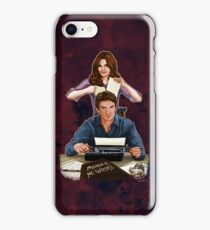 Murder He Wrote iPhone Case/Skin