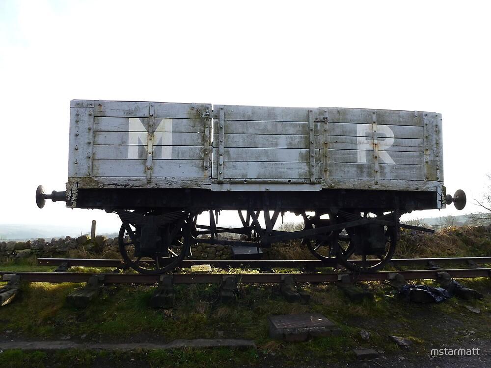Disused Railway - Middleton Moor by mstarmatt