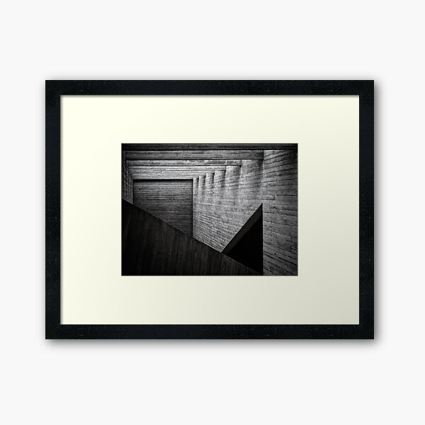 Oriel Framed Art Print