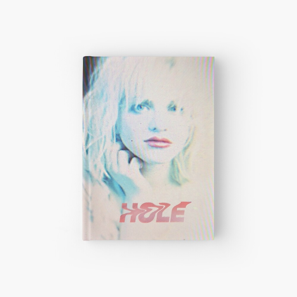 Pretty on the Inside (Hole) Hardcover Journal