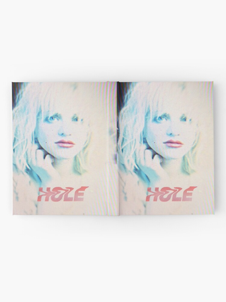 Alternate view of Pretty on the Inside (Hole) Hardcover Journal
