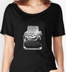 Beatles Fan Letter Women's Relaxed Fit T-Shirt
