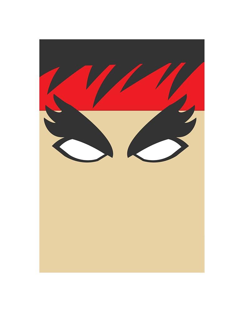 Street Fighter - Ryu by AshRB