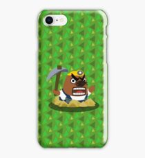 Mr. Resetti - Animal Crossing iPhone Case/Skin