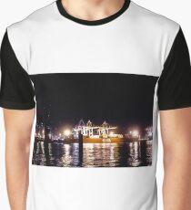Tanker Ship Graphic T-Shirt
