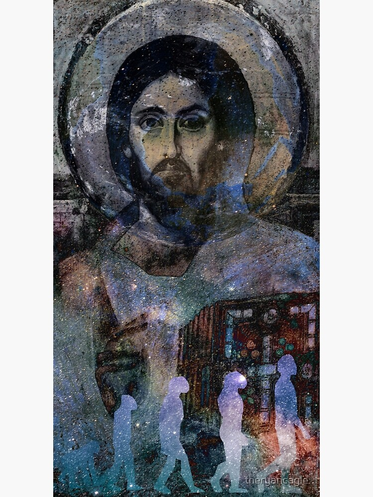Christ the Evolver  by theryancagle