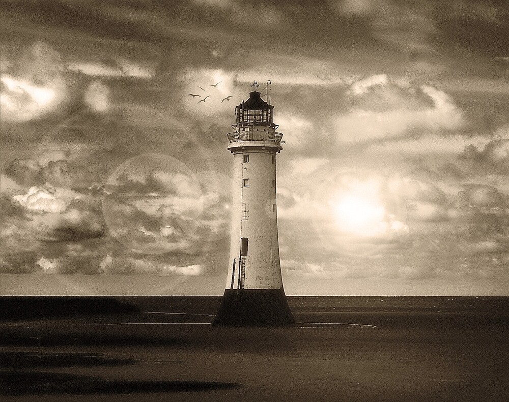 Lighthouse Collaborations Pt 3 by DavidWHughes