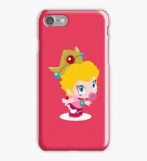 Baby Peach (Bright) iPhone Case/Skin