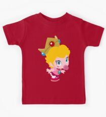 Baby Peach (Bright) Kids Tee