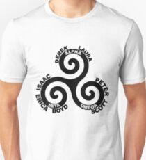 Alpha, Beta, Omega T-Shirt