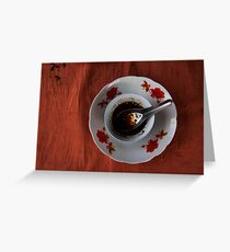 Red Spice Greeting Card