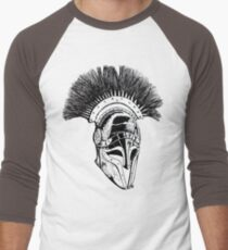 Corinthian helmet Men's Baseball ¾ T-Shirt
