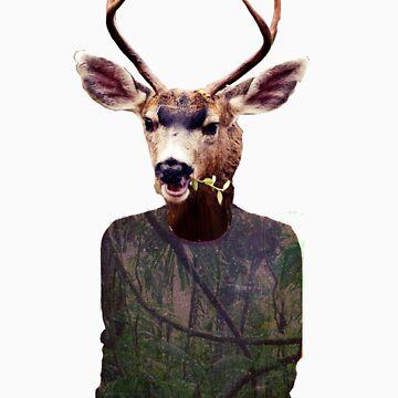 """""""Oh Deer"""" by JPreezey"""
