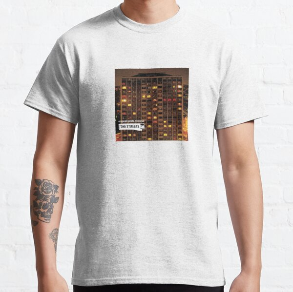 The Streets Original Pirate Material  Classic T-Shirt