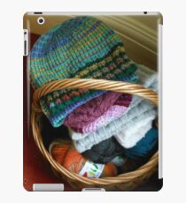 Hats for Christmas iPad Case/Skin