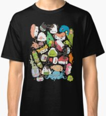 Sushi Bar: The point of Nori-turn Classic T-Shirt