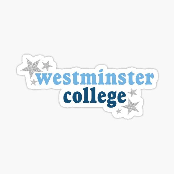 westminster! Sticker