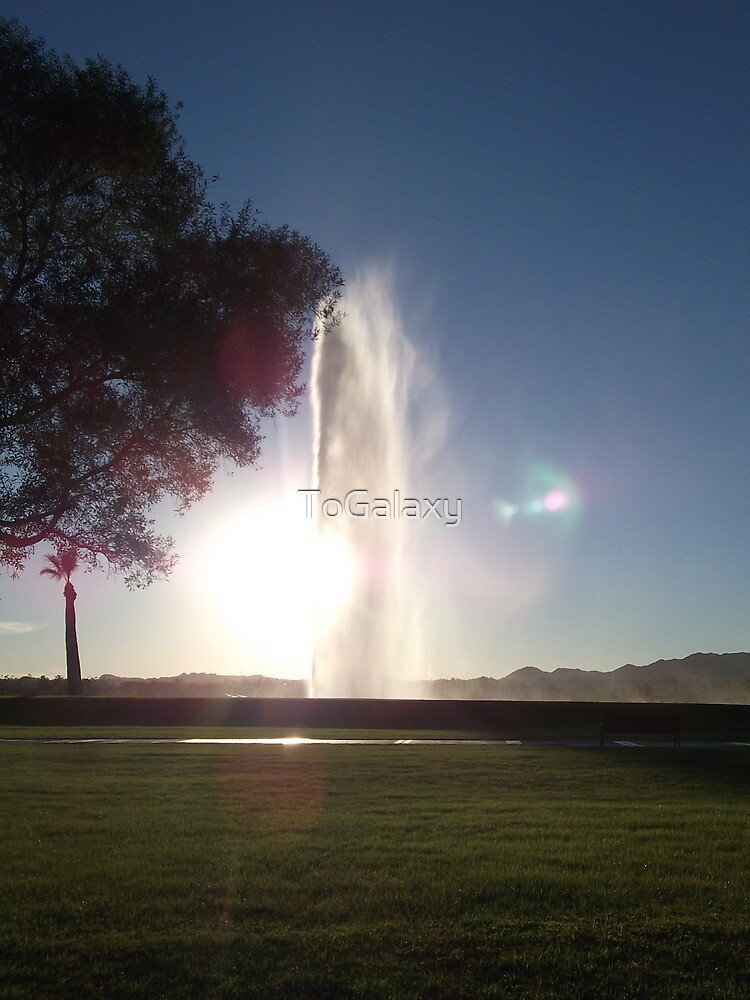 Fountain Hills by ToGalaxy