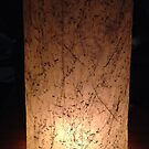 prototype for a series of lamps . . .  by evon ski