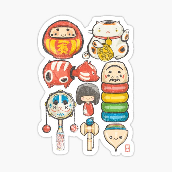 [Special Lucky Toy Box] Sticker