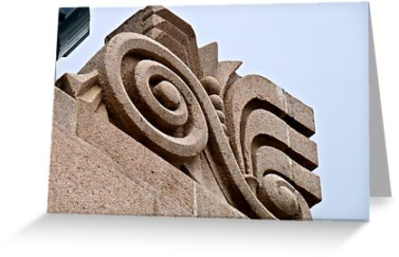 Deco Detail by Mark P Hennessy