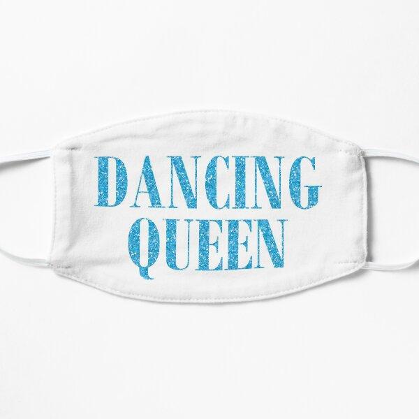 Dancing Queen Flat Mask