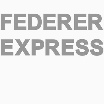 Gray Federer Express by superbog